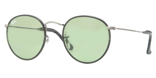 Ray ban rb3475q round craft sunglasses at for Ray ban round craft